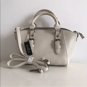 Medium Faux Leather Bag
